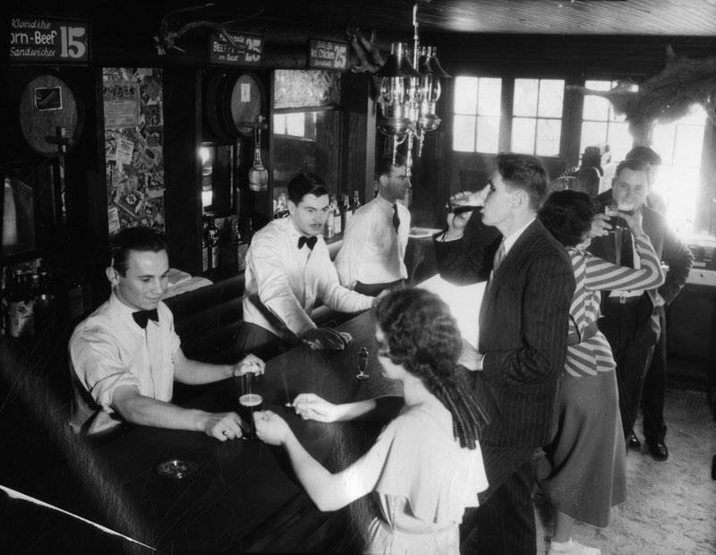Malamute saloon 1933