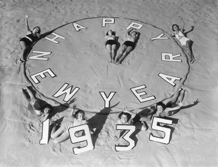 Venice beach clock 2