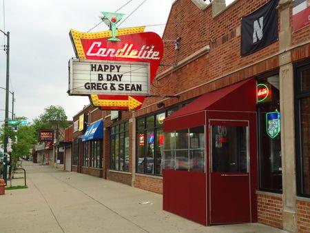 Candlelite Bar Tavern Chicago