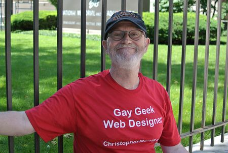 Gay Geek Web Designer