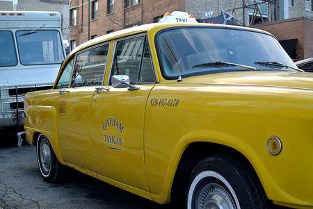 Gotham Taxicab, Gotham City