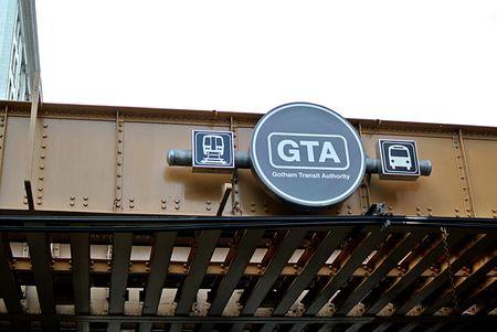 Gotham Transit Authority, Chicago, Batman Versus Superman
