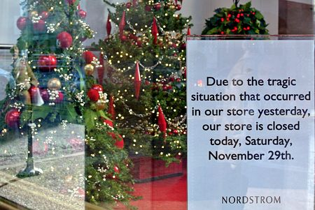 Nordstrom's Black Friday Shooting,