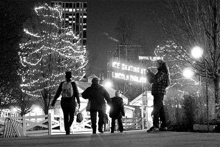 Zoo lights December 28