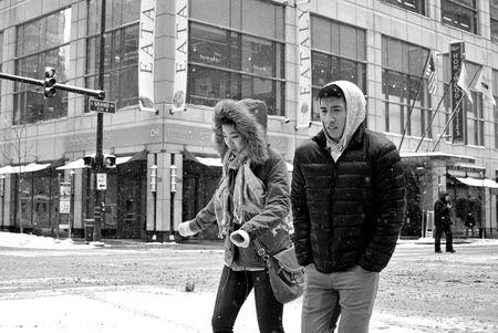 Crossing Wabash, Chicago