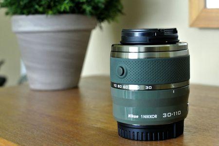 Nikkor 30-110mm lens