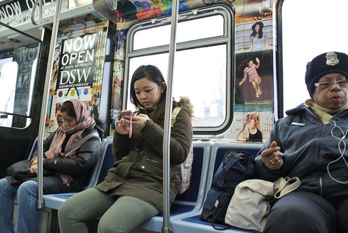 Sunday Passengers