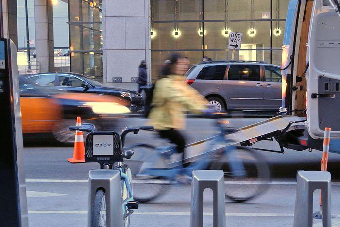 Divvy Chicago Bike rental