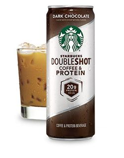 Starbucks double shot protein