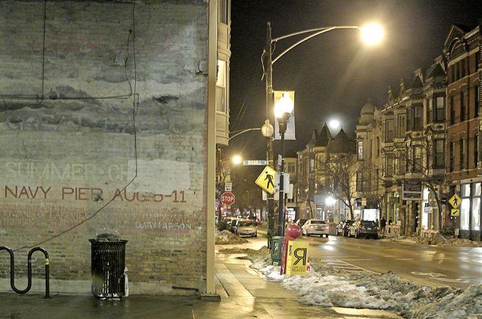 Armitage Avenue Chicago