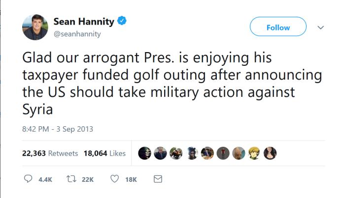 Hannity attacks Trump