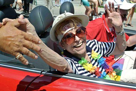 Judy Baar Topinka 2014 Chicago Pride Parde