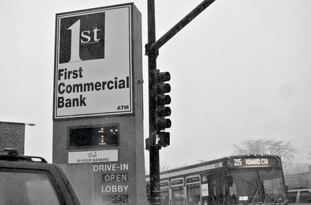 First Bank 1 Degree Chicago January 8