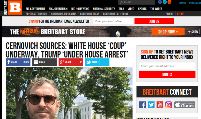 White House Coup