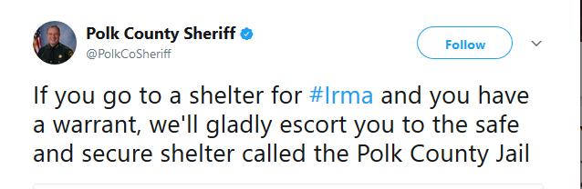 Sheriff Polk County