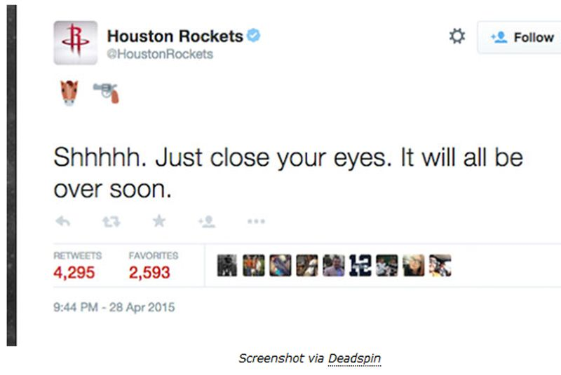 Rockets Mavericks