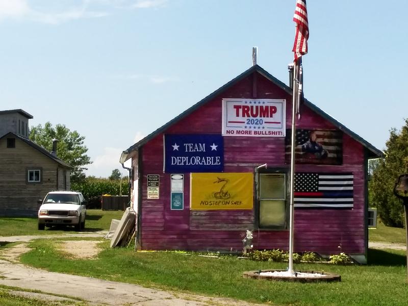 Trump Barn
