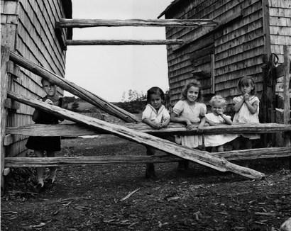 Siblings_1942_fort_kent_maine_red